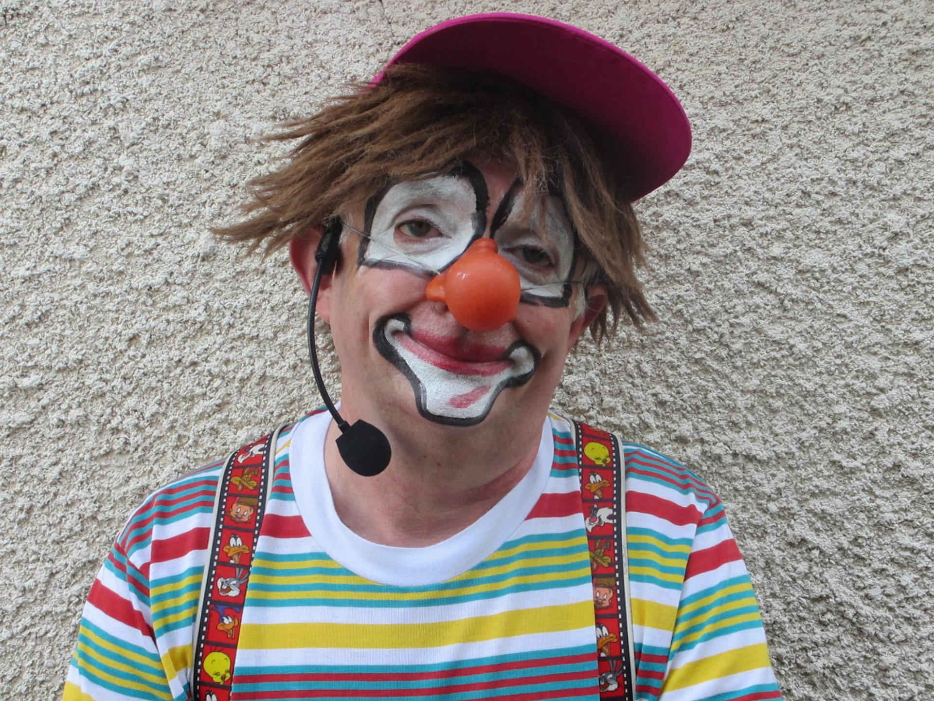 Gégène le clown